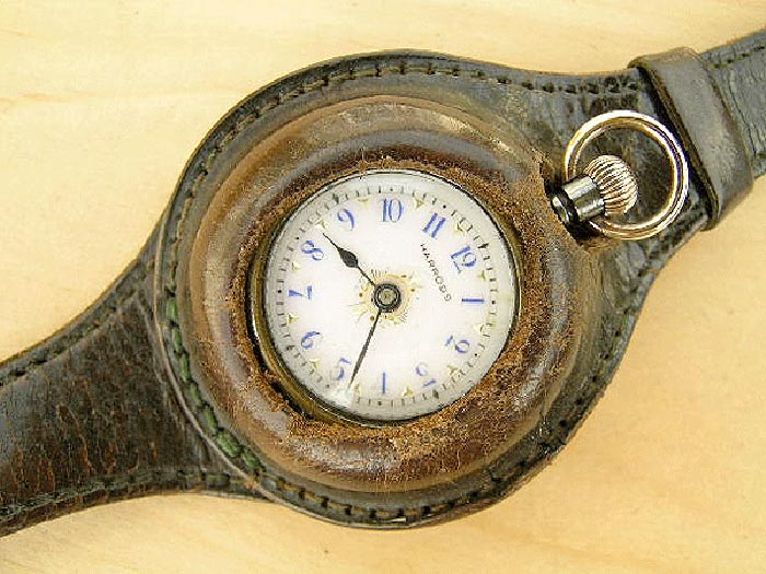 first military wristwatch by harrods