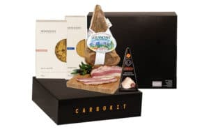 Carbogang's Carbokits, the right box for the perfect carbonara