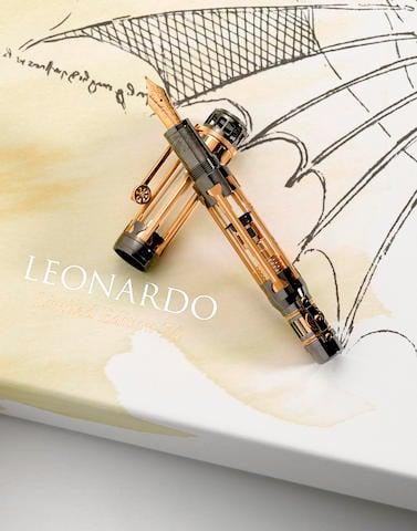 Penna a fontana edizione Leonardo Da Vinci