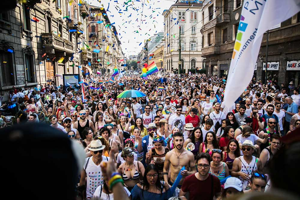 Pride Milano 2019