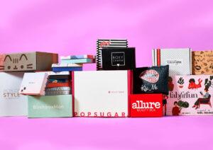 Subscription box: tutte le novità in una scatola