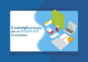 Packaging per eventi stampa: i 5 consigli di Packly
