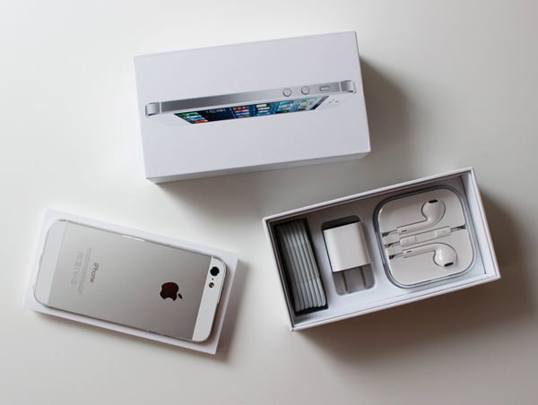 Packaging per iPhone
