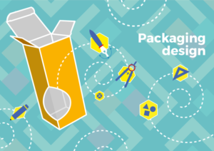 Packaging design: real and simulated windowing