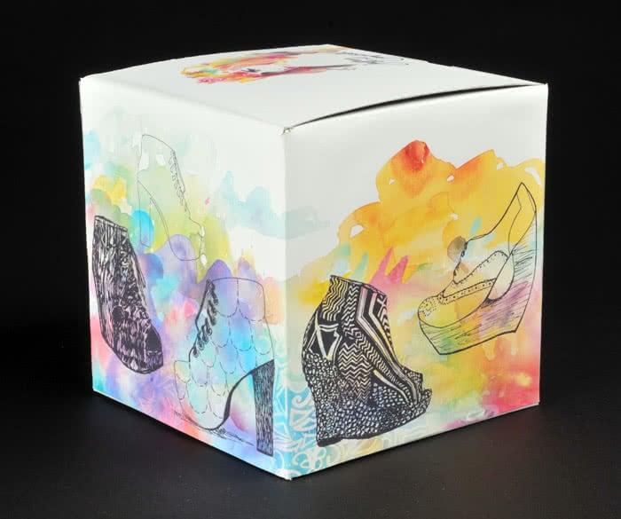 Jeffrey Campbell shoe box