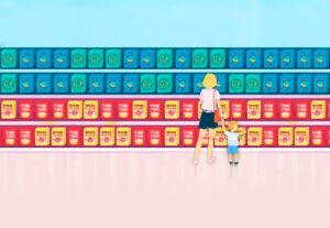 Marketing per bimbi: la sfida del packaging virtuoso