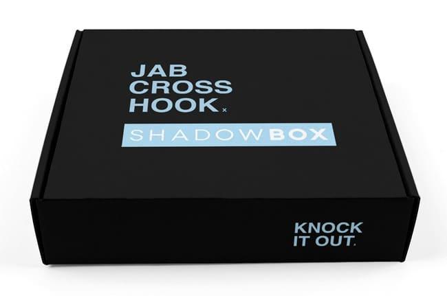 Black rollover hinged lid box