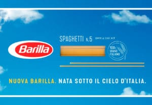 The new Barilla packaging: 5 pillars for the restyling