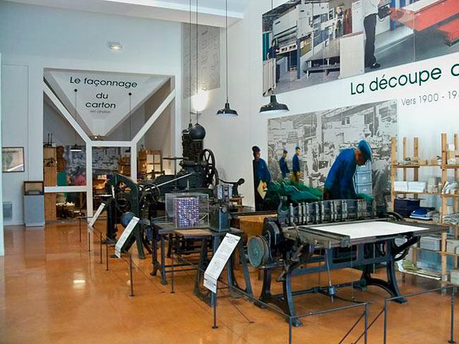 Musée du Cartonnage et de l'Imprimerie