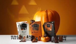 Halloween Packaging: 20 Terrifying Boxes that Will Make You Scream!