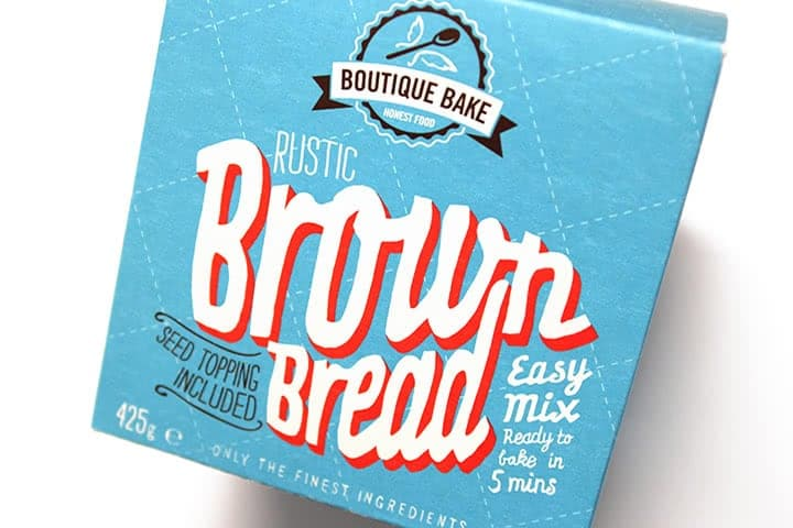 Bread Mix Packaging