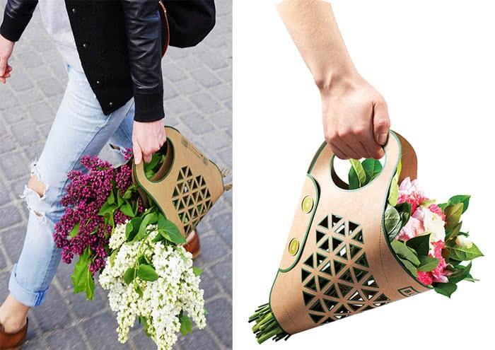 Practical Flower Packaging