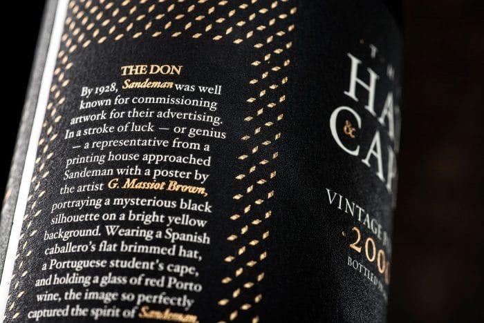 Storytelling on the Porto Wine Label
