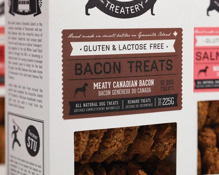 Bacon Treats for Dogs