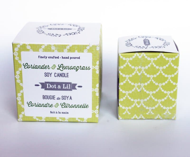 Soy Candle Packaging That Tells a Story