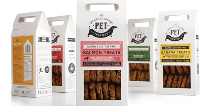 Custom Packaging for Dog Snacks