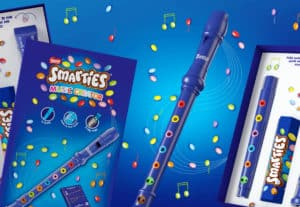 Smarties interactive packaging: the case study