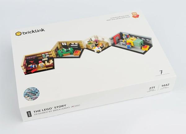 Scatola a fiammifero: La storia dei Lego