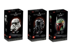 Packaging for Lego sets: boxing the legendary toys