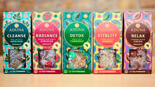 Bold patterns as next trend for 2021 packaging design