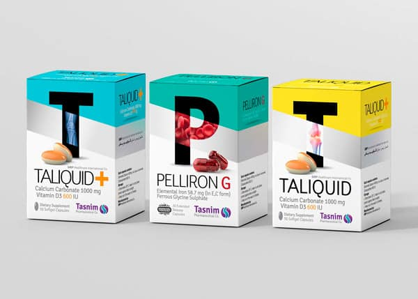 More pharma-like wellness products packaging