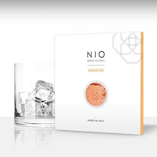 Packaging per cocktail minimali ed eleganti by NIO