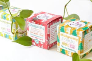Packaging for solid shampoo: the change is in your head