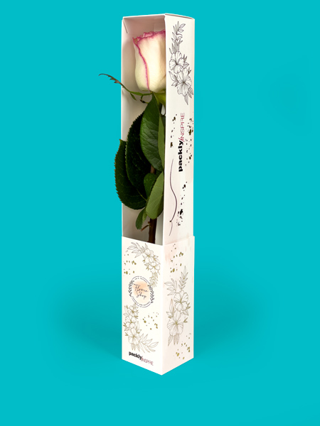 Packaging per fiori e piante di Packly