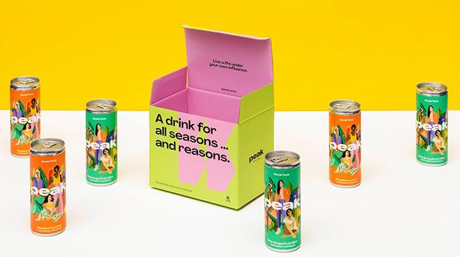 Il packaging come teaser: lattine e astuccio