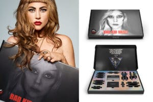 Collector's boxes: Lady Gaga and Haus Labs