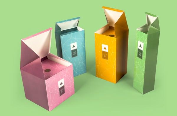 Nuove scatole con patella di blocco e soffietto fondo automatico