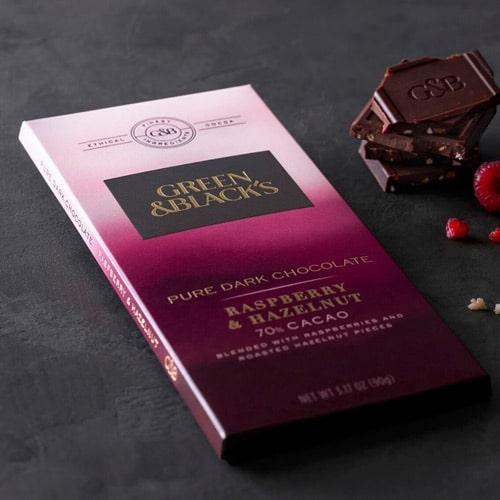 Scatola slim tavoletta di cioccolato