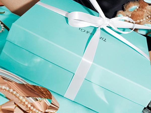 Subjective on the Tiffany box