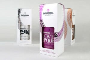 Luxury packaging for spirits: the evergreen gin