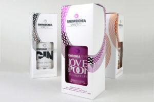 Packaging di lusso per liquori: il sempreverde gin
