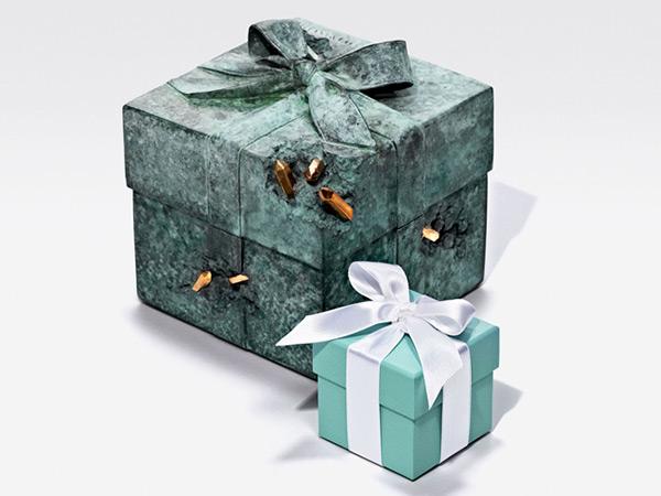 The Tiffany box as a future relic